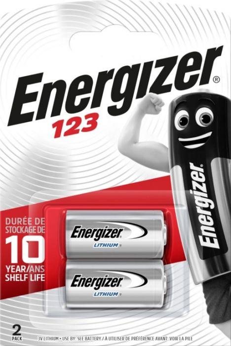 Lithium Cr123 Battery