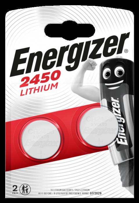 Lithium Cr2450 Batteries