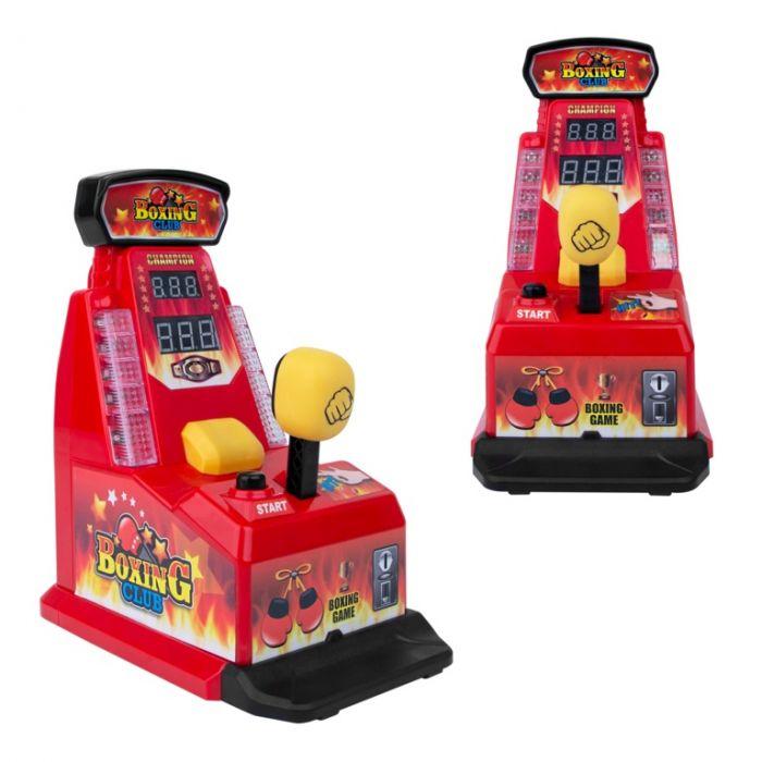 Finger Boxing Game