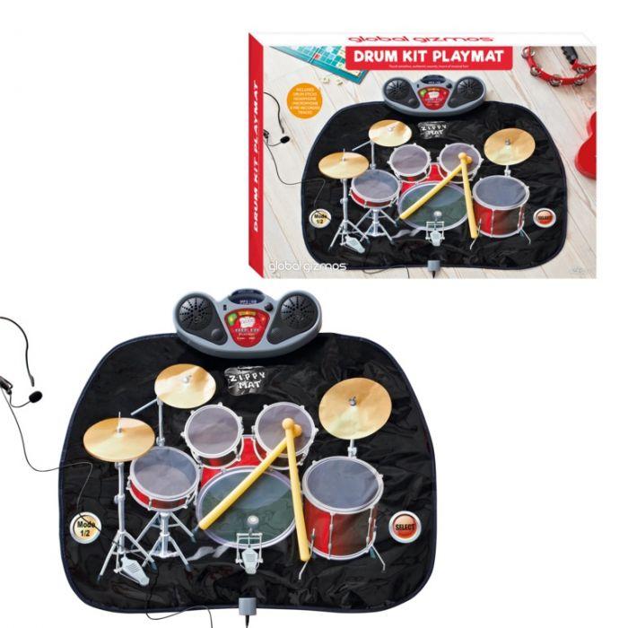 Drumkit Playmat
