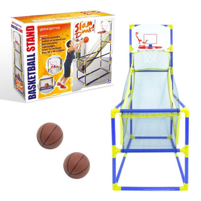 Arcade Basketball Stand