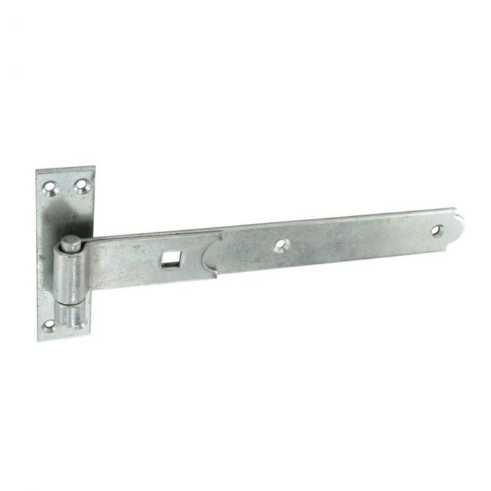 Securit Bands & Hooks Flat Zinc Plated - 350Mm (14) - Pack Of 2
