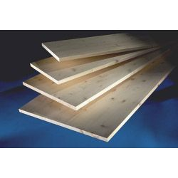 Cheshire Mouldings Timberboard 18Mm 1150 X 400