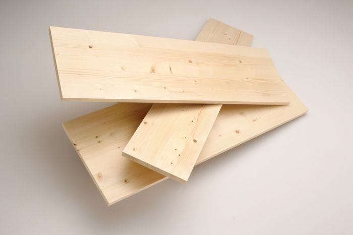 Cheshire Mouldings Timberboard 18Mm 2350 X 300
