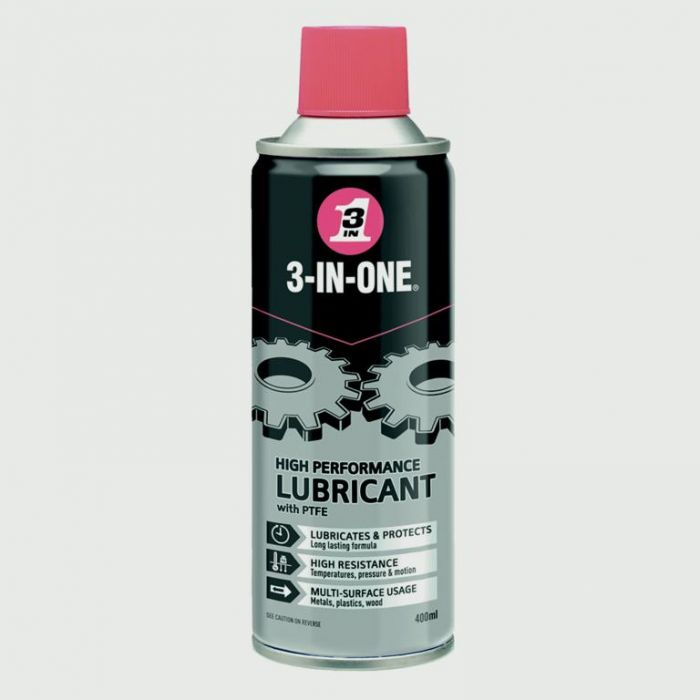 3-In-One High Performance Lubricant 400Ml