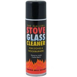 Percy Doughty Stove Glass Cleaner 320Ml