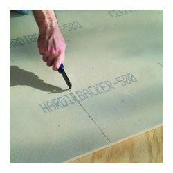Hardiebacker Cement Board For Walls 1200 X 800 X 12Mm