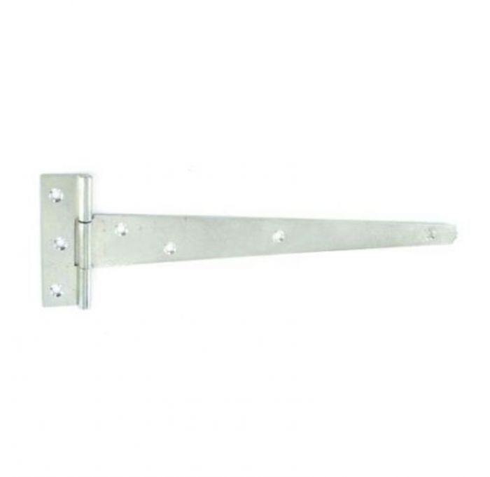 Securit Tee Hinges Light Zinc Plated 250Mm 10 Pack 2