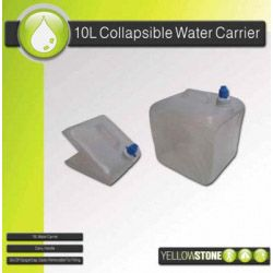 Yellowstone Collapsible Water Carrier 10L