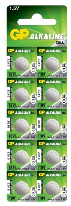 Gp Alkaline C10 Lr54