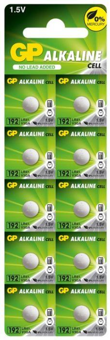 Gp Alkaline C10 Lr41