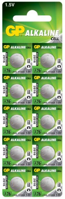 Gp Alkaline C10 Lr44