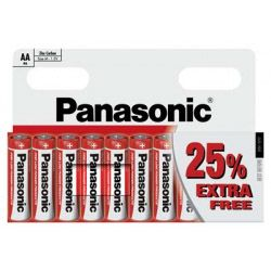 Panasonic Red Specials Aa Pack 10 R6rb10