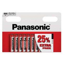 Panasonic Zinc Aaa Batteries Pack 10