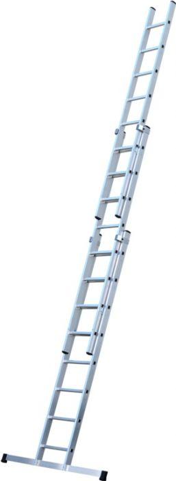 Werner 3 Section Trade Extension Ladder 2.51M