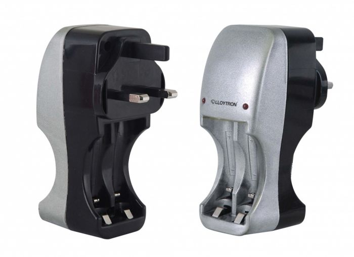 Laltex Compact Aa/Aaa Battery Charger