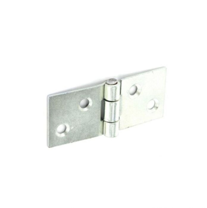Securit Backflap Hinges Zinc Plated (Pair) 38Mm