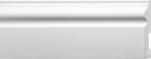Emafyl White Skirting 100Mm X 2.9M