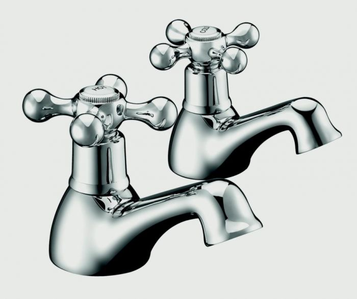 Sp Traditional Basin Taps W: 45Mm H: 85Mm D: 131Mm