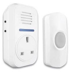 Unicom Smart Chime Plug Through Door Chime