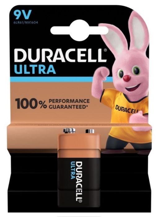 Duracell Ultra Power Battery 9V