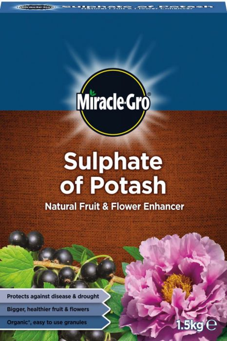 Miracle-Gro Sulphate Of Potash 1.5Kg