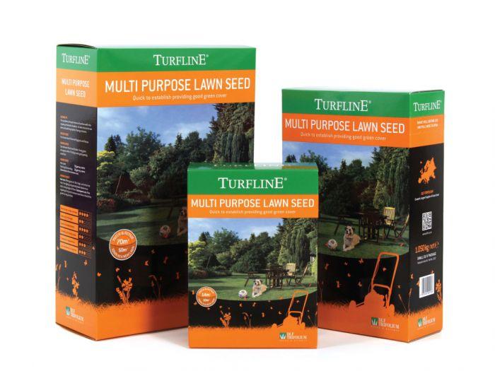 Turfline Multi Purpose Lawn Seed 42Sqm