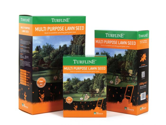 Turfline Multi Purpose Lawn Seed 70Sqm