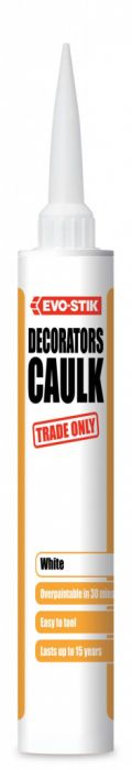 Evo-Stik Decorators Caulk C30