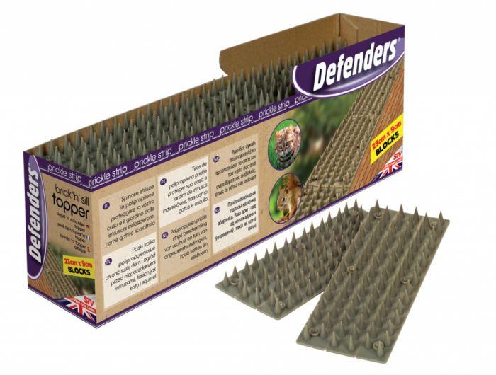 Defenders Brick 'N' Sill Topper Prickle Strip