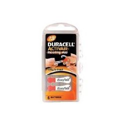 Duracell Hearing Aid Battery - 13 Pack 6