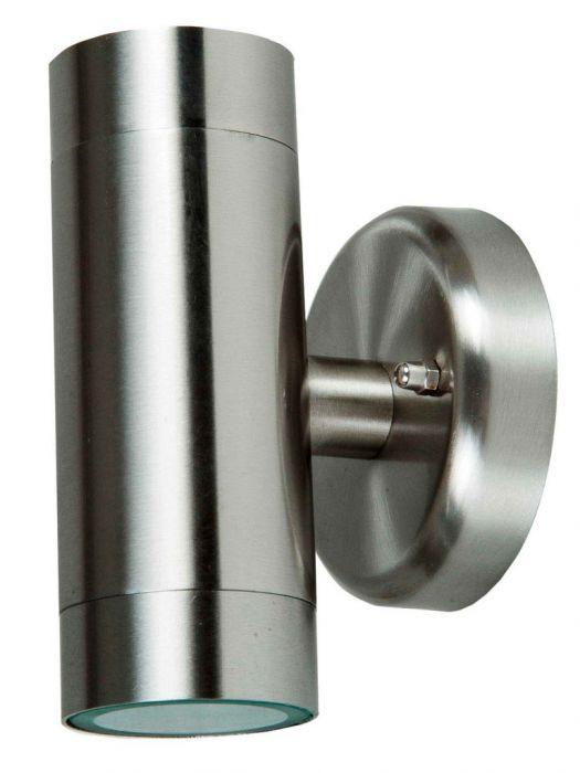 Powermaster Outdoor Up / Down Steel Light Fitting