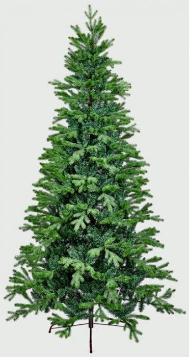 Woodland Fir Pe Pvc Blue Green