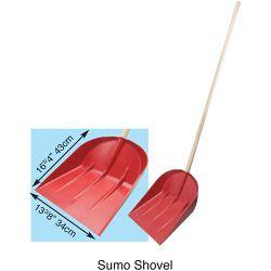 Jpr Sumo Snow Shovel And Handle