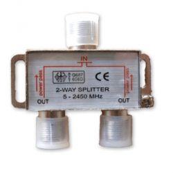 Lyvia 2 Way Splitter 5-2400Mhz