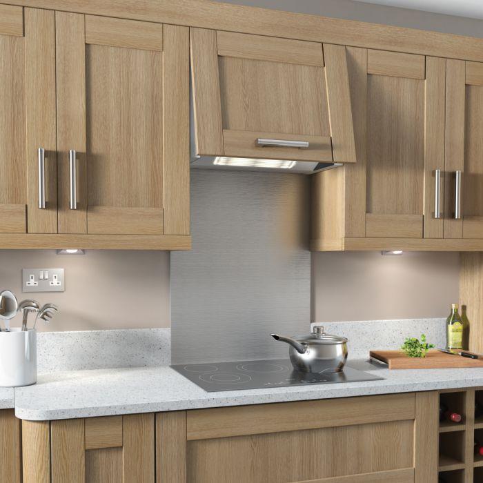 Supalec Integrated Cooker Hood 60Cm