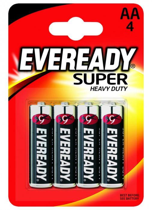 Eveready Super Heavy Duty Aa