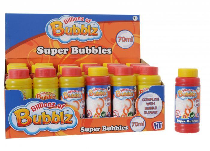 Dubble Bubble Bubbles Bubbles 70Ml