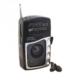 Lloytron Entertainer 2 Band Dc Portable Radio
