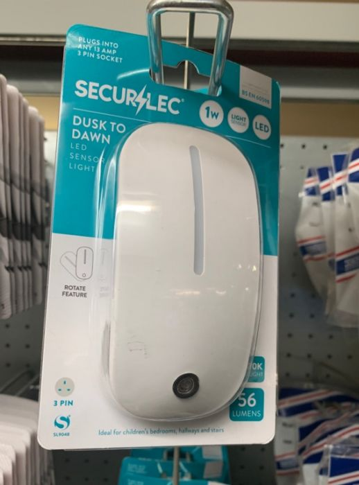 Securlec Automatic Led Safety Night Light