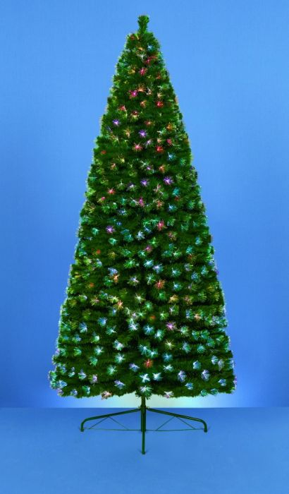 Fibre Optic Tree With Colour Changing Leds
