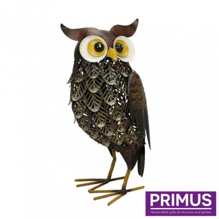 Primus Brown Woodlands Owl