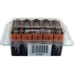 Duracell 9V Battery Tub Of 10