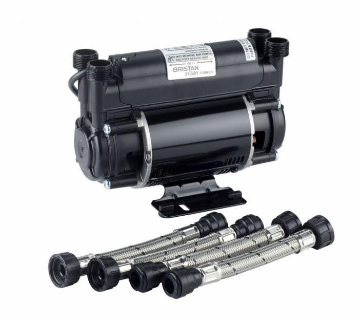 Bristan Twin Ended Shower Pump 2 Bar