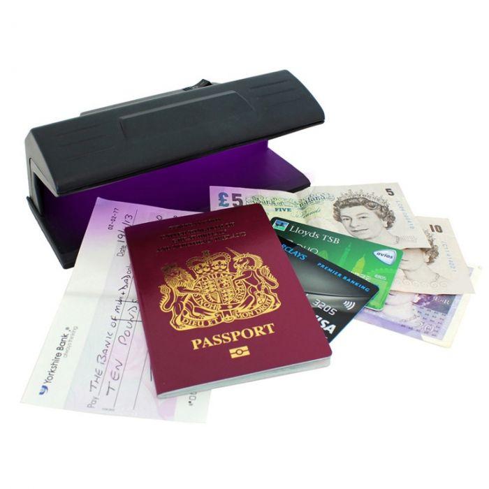 Powel Counterfeit Detector