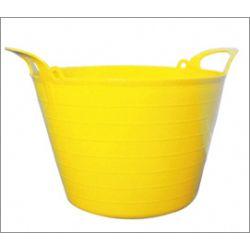 Ambassador 14L Flexi Tub Yellow