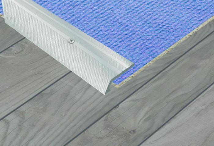 Supadec Aluminium Floor Vinyl Edge 27X900