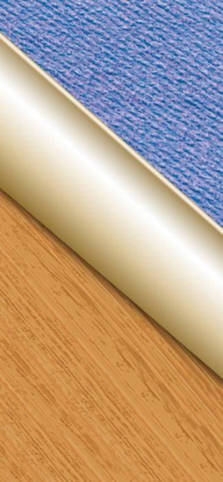 Supadec Gold Effect Floor Edging 30 X 900Mm