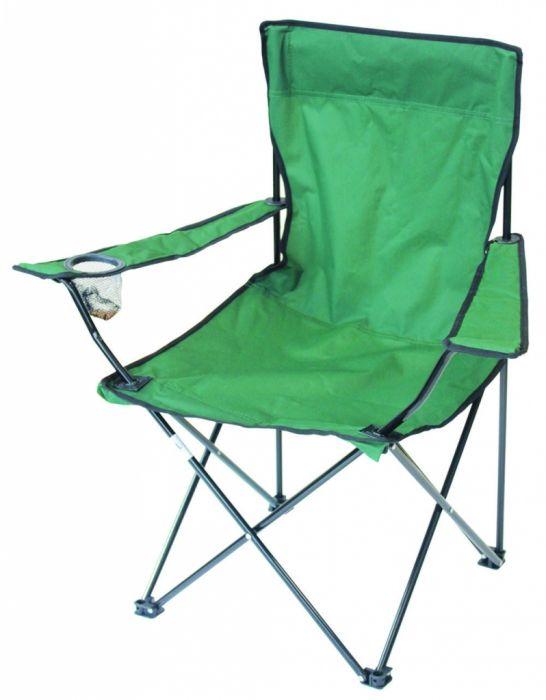 Yellowstone Essential Folding Chair Green