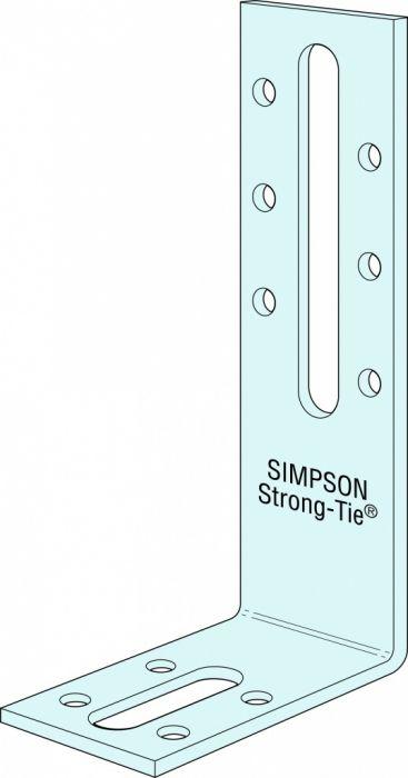 Simpson Strong Tie Adjustable Angle Bracket 98 X 52 X 30